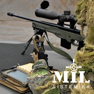 Mil Sistemika - Sniper Calculator