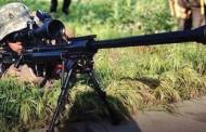 Veliki kalibri v Iraku - Orsis T5000 & AM50