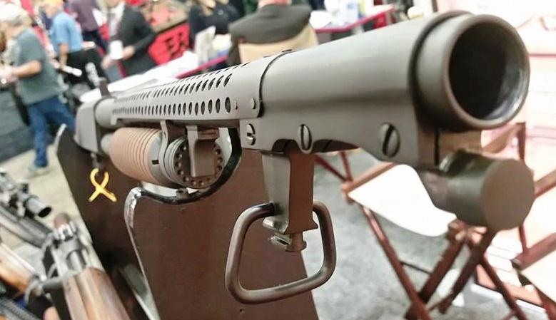 Ithaca M37 Trench Gun