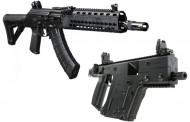 Nedosegljivi predmeti poželenja - KRISS Vector GenII & Krebs Custom AC-15 Mod2