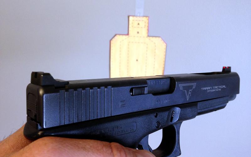 Vogel Dynamics - Merki za dinamičnega Glocka