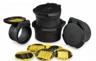 Vortex Optics - Defender pokrovčki za leče & DOPE diski...