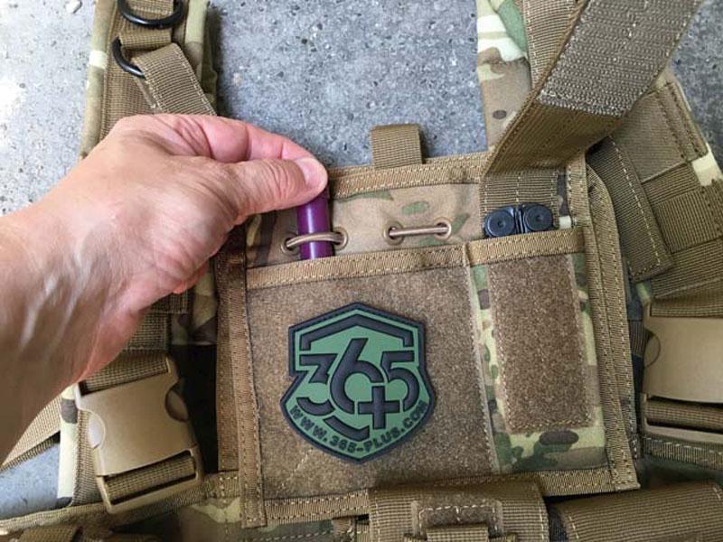 365+ Tactical - Recenzija BORR taktičnega oprsnika pri SPARTANAT...