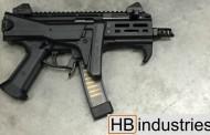 HB Industries - M-Lok kopišček za CZ Scorpion EVO