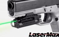 LaserMax - Kombinirana taktična svetilka in laser Spartan SPS-C serije