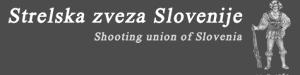Strelska Zveza Slovenije 300x75