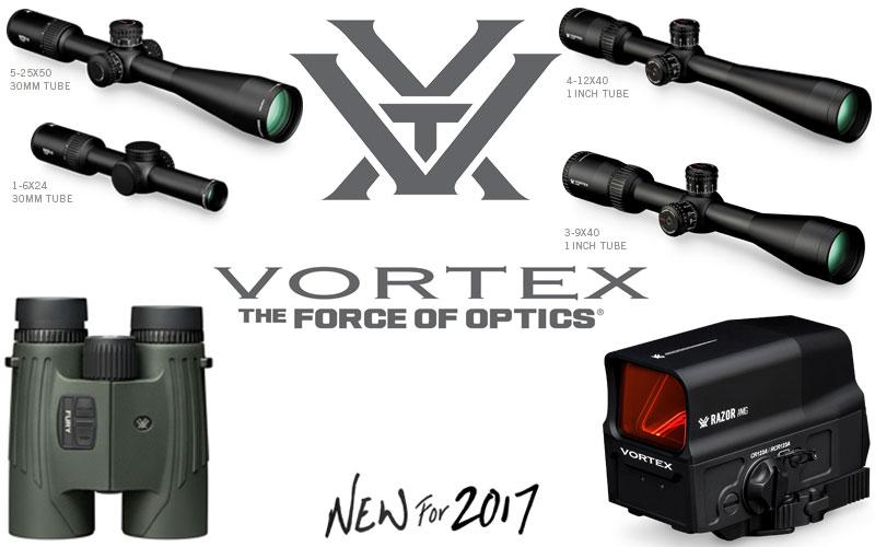 Vortex Optics - Predstavitev novosti za 2017!