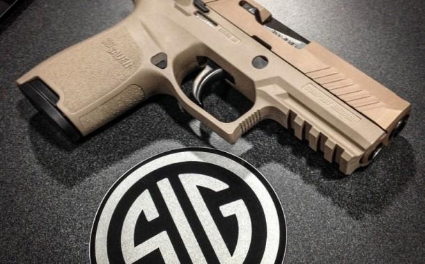 Nova pištola za Ameriško vojsko oz. SIG je zakon, Glock pač ne!